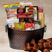 Bountiful Buffet Gift Basket