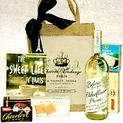 The Sweet Life with Elderflower Gift Basket